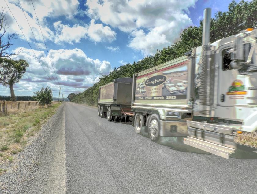 07 Ross - Gravel Truck