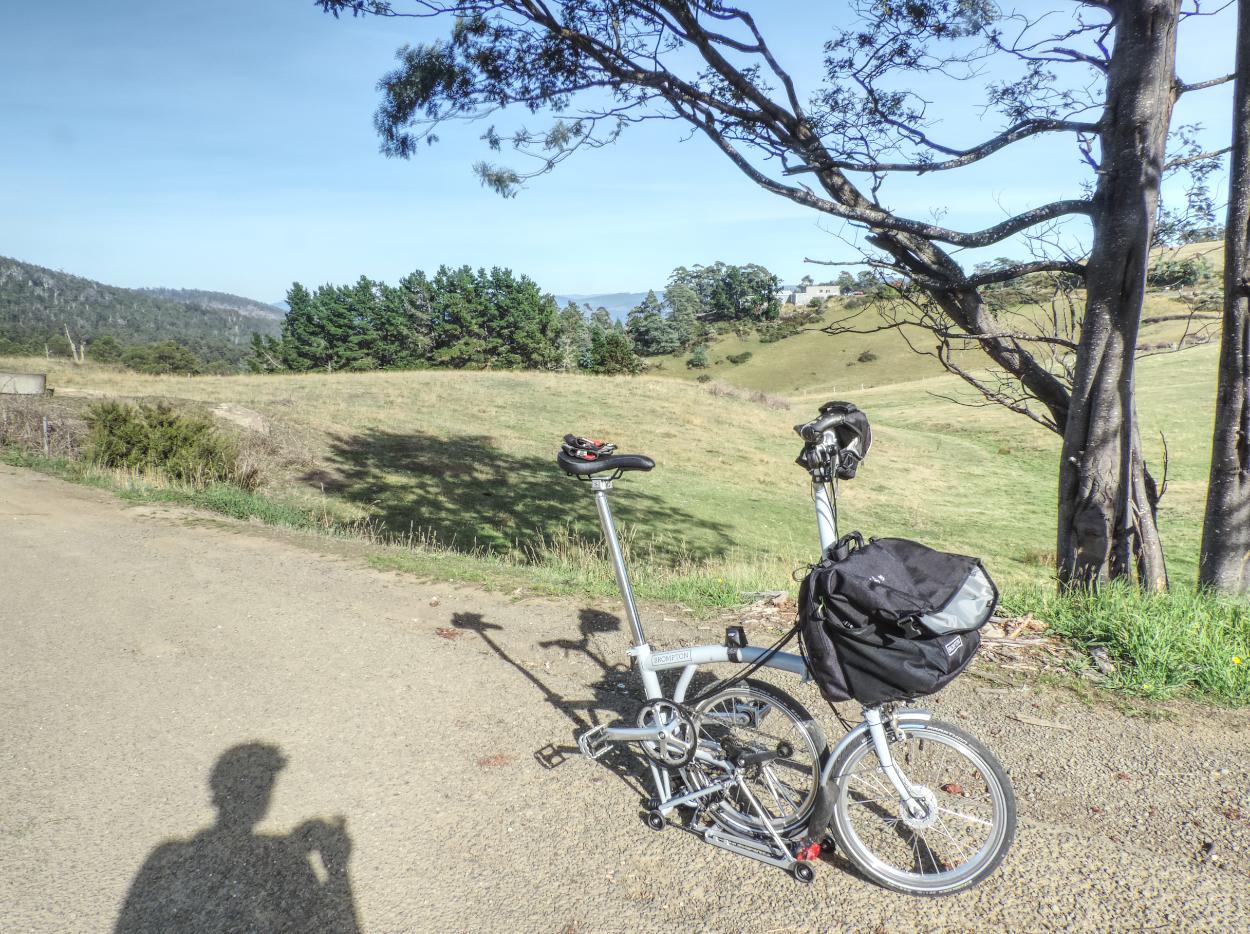 Bullock Hill to the Huon 1 Small