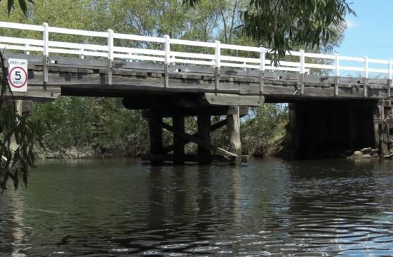 Woolmers Bridge small