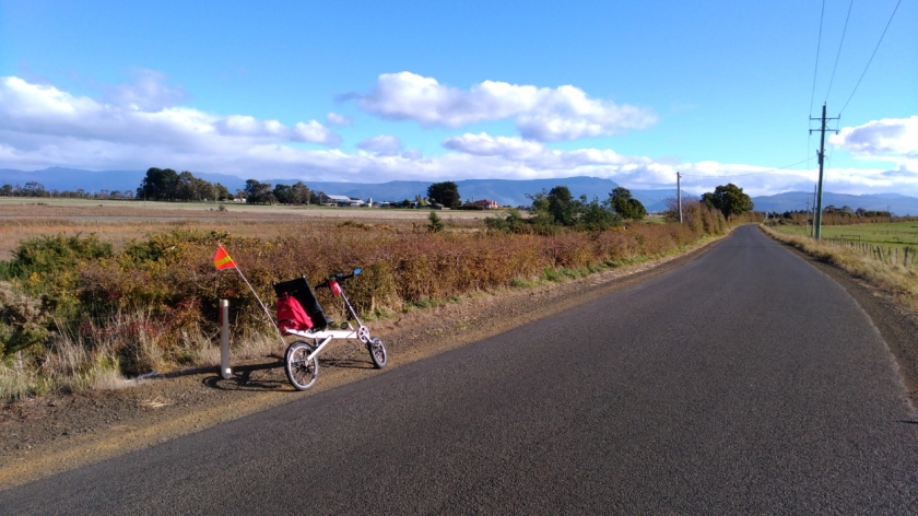Bike E landscape II