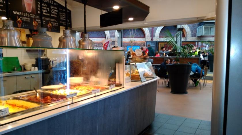 MT 5 Cafe at QVM