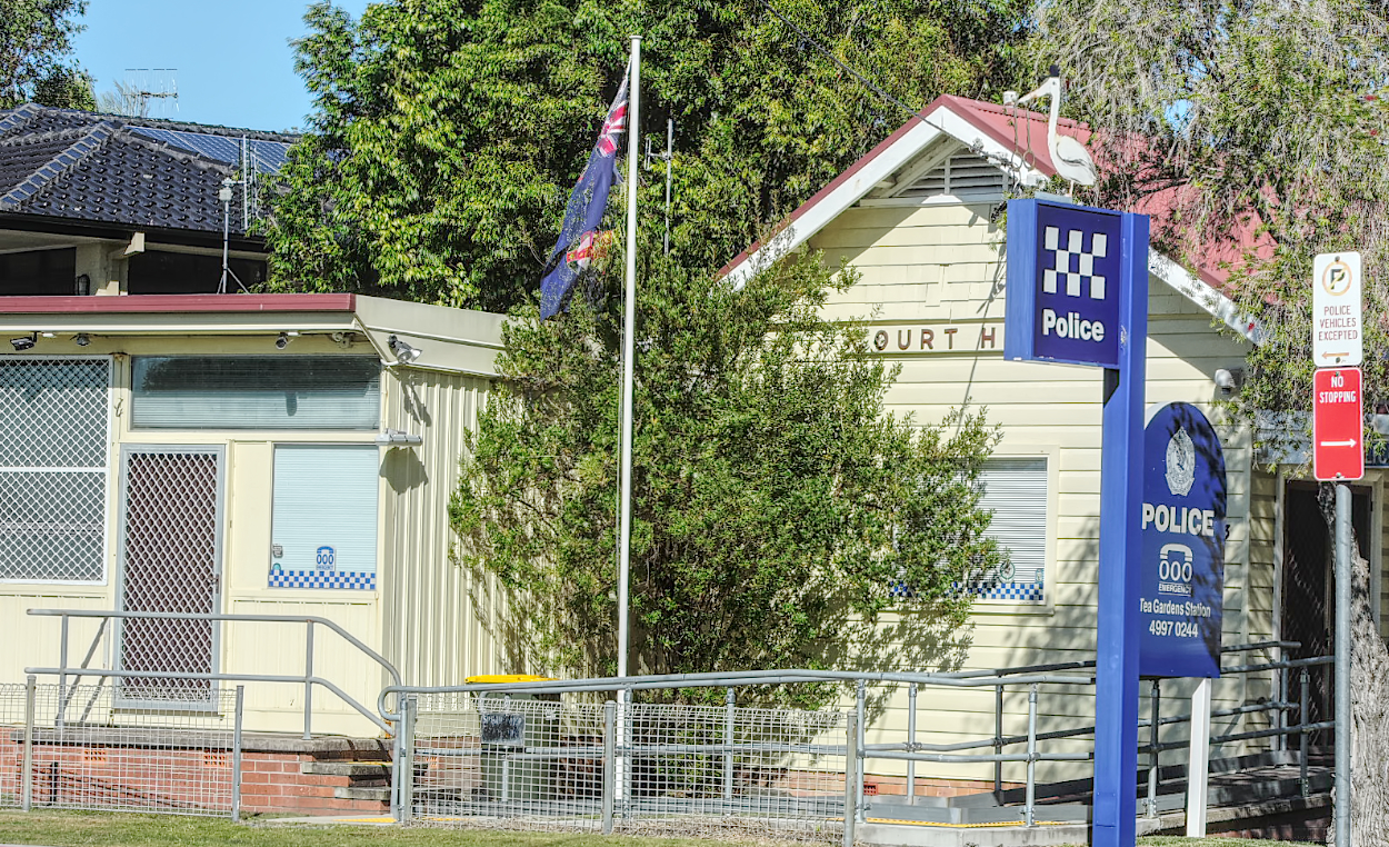 Police Station small