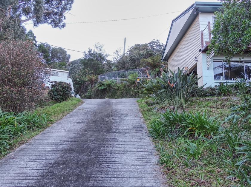 carol and jon's driveway III small