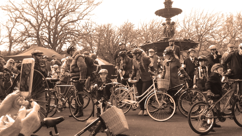 Tweed Ride 2