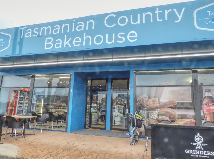 Tasmanian Country Bakehouse small