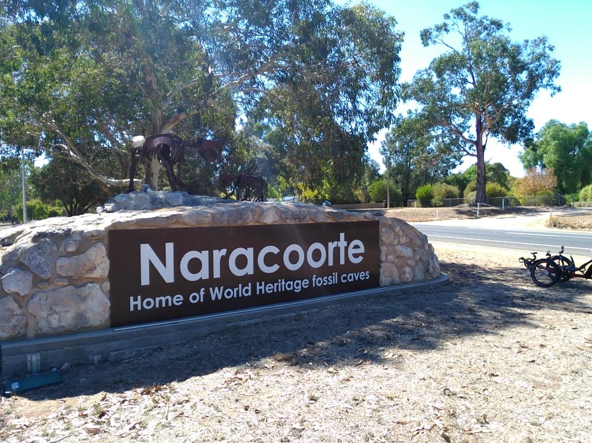 Penola to Naracoorte