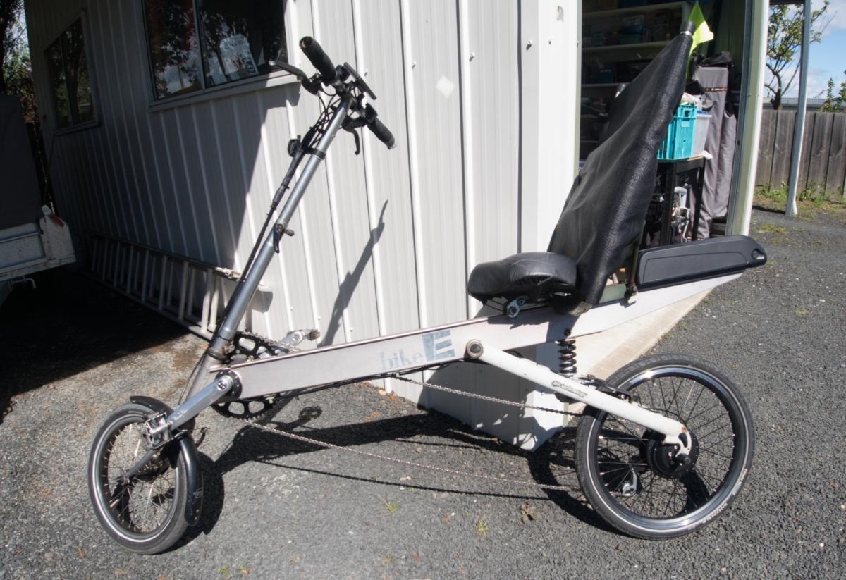 Covid Impacted E-Bike-Erescue